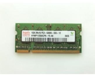 Оперативная память для ноутбука DDR2 Hynix 1Gb 5300S
