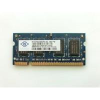 Оперативная память DDR2 Nanya 1gb PC2-6400S для ноутбука