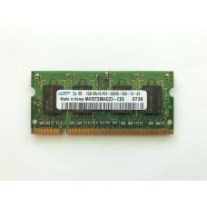 Оперативная память DDR2 Samsung 1gb PC2-5300S для ноутбука