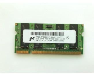 Оперативная память для ноутбука DDR2 Micron 2gb PC2-6400S