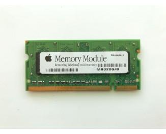 Оперативная память DDR2 Micron 1gb PC2-5300S для Apple Macbook