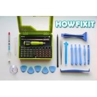 Инструменты для разборки ноутбука