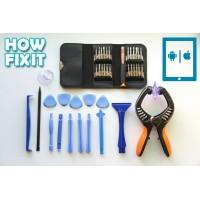 Инструменты для разборки телефонов iPhone и Android