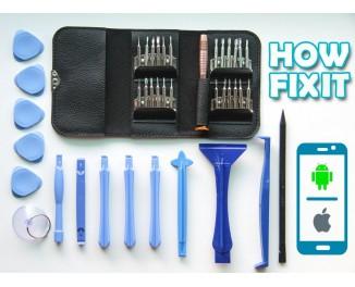Набор инструментов для разборки телефона