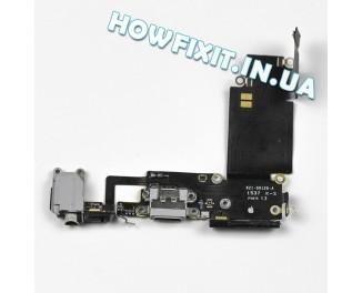 Шлейф зарядки Lightning iPhone 6s Plus оригинал с разборки