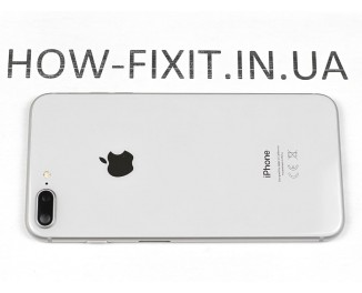 Корпус для iPhone 8 Plus White оригинал с разборки