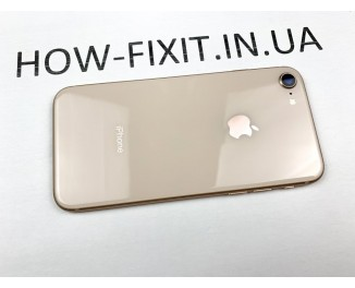 Корпус для iPhone 8 Gold оригинал с разборки