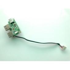 Разъем питания Fujitsu-Siemens M1437G A1667G Pi1536 Pi1556 M1439G A1667EX