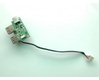 Разъем питания для ноутбука Fujitsu-Siemens M1437G A1667G Pi1536 Pi1556