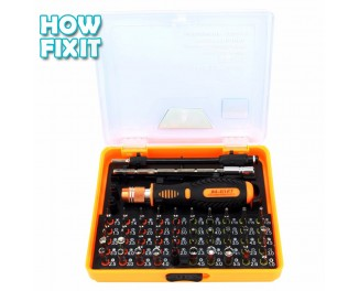 Набір викруток 53 в 1 для ремонту ноутбука, телефону, планшета