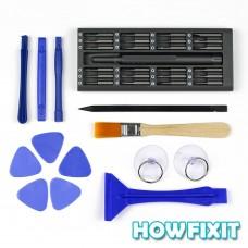 Набор инструментов для разборки ноутбука, телефона, планшета