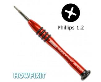 Отвертка крестовая Phillips 1.2