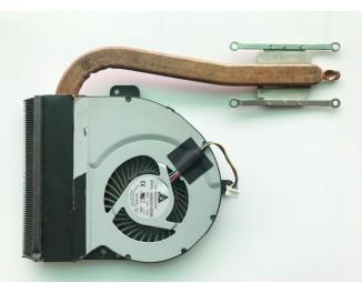 Система охлаждения Asus A53E K53E X53E