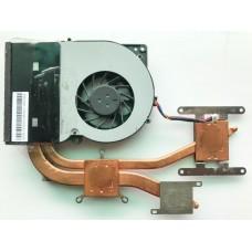 Система охлаждения Asus N61D N61DA N61J N61JQ N61JV