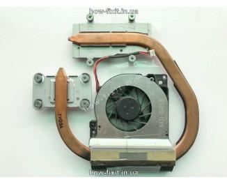 Система охлаждения для ноутбука Samsung R60, R58