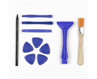 Вспомогательные инструменты для разборки ноутбука и игровых консолей