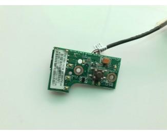Плата с кнопкой включения для ноутбука Asus N61D N61DA