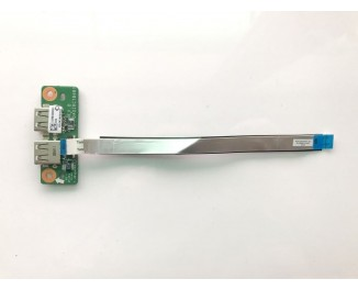 Плата з USB роз'ємами для ноутбука Emachines E732