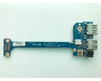 Плата USB для ноутбука HP Pavilion M6, HP ENVY M6