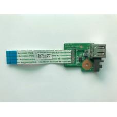 Плата с USB ноутбука HP DV6-3000 Series
