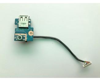 Плата с кнопкой включения Samsung R425 R428 R430 R440 R480 RV408 RV410