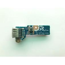 Плата с кнопкой включения Samsung R510 R540 R580 R730 R780 RV510 RV511