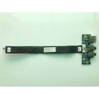 Плата с USB ноутбука Asus K53U K53T K53BE K53BR