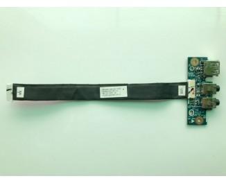 Плата USB для ноутбука Asus K53U K53T K53BE K53BR