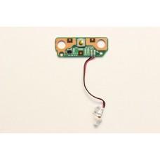 Плата с кнопкой включения Toshiba Satellite L655 L650 C650 C655