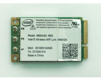 WiFi карта для ноутбука Intel 4965AGN PCI-E