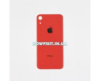 Заднее стекло корпуса iPhone XR Coral