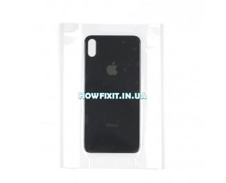 Заднее стекло корпуса iPhone XS Max Space Grey