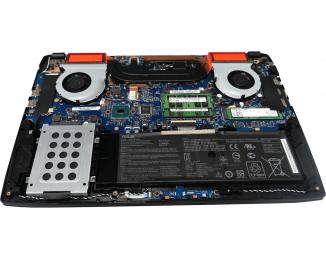 Как разобрать ноутбук Asus ROG Strix GL502