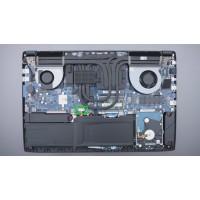 Как разобрать ноутбук Asus ROG Strix GL702
