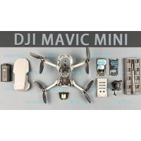 Разборка и ремонт Dji Mavic Mini