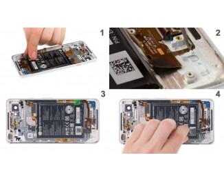 Как заменить USB плату Google Pixel 2 XL