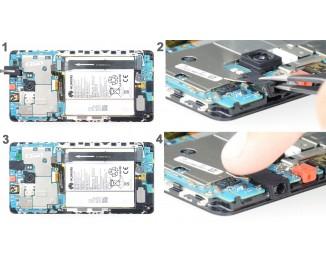 Как заменить основную камеру Huawei Mate S