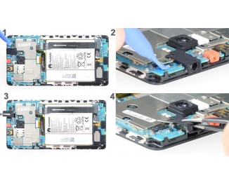 Инструкции по ремонту Huawei Mate S