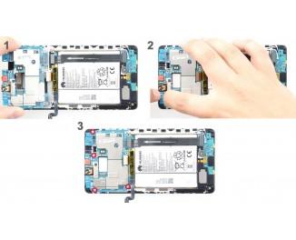 Как заменить материнскую плату Huawei Mate S