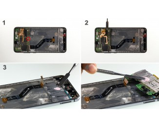 Инструкции по ремонту Huawei P10 Lite