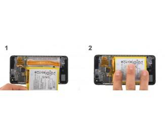 Как заменить батарею Huawei P10 lite