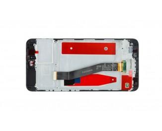 Как заменить дисплей Huawei P10