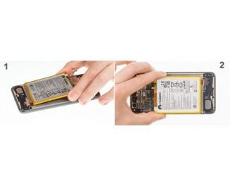 Как заменить батарею Huawei P8 lite (2017)