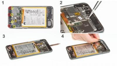 Инструкции по ремонту Huawei P8 Lite 2017