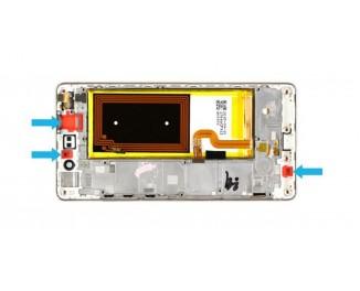 Как заменить дисплей Huawei P8 lite