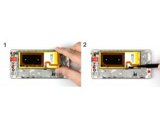 Как заменить батарею Huawei P8 lite