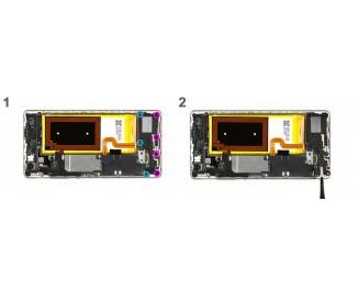 Как заменить динамик Huawei P8 lite