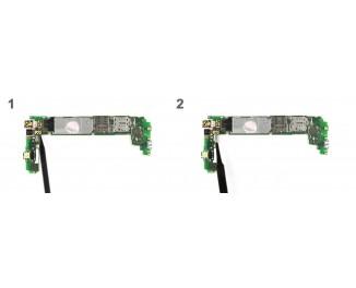 Как заменить фронтальную камеру Huawei P8 lite