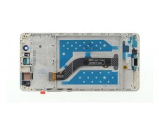 Как заменить дисплей Huawei P9 lite