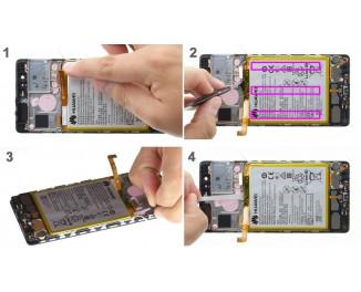 Инструкции по ремонту Huawei P9
